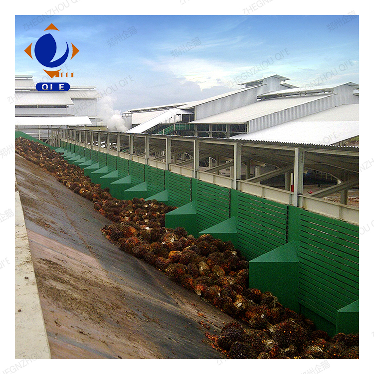 edible oil refinery plant, cooking oil refining unit-huatai