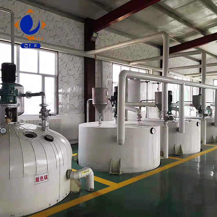 soybean oil production line-soyoil solvent extracting plant