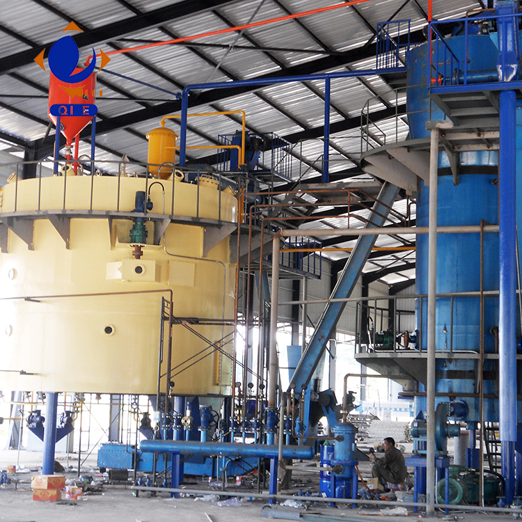 peanut oil production line for small plant, press soybean, sunflower
