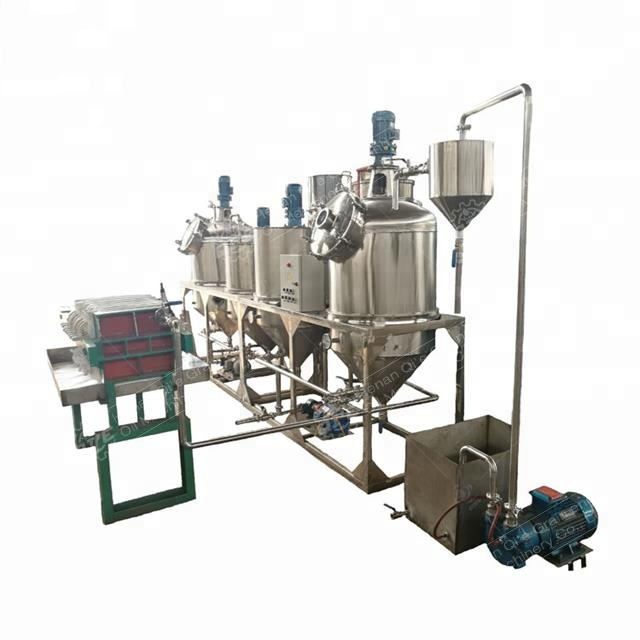 corn germ oil extraction process | maize germ extractor machine