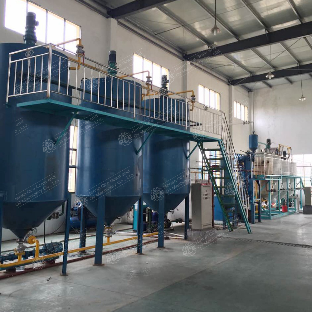 peanut oil press machine | peanut oil production line
