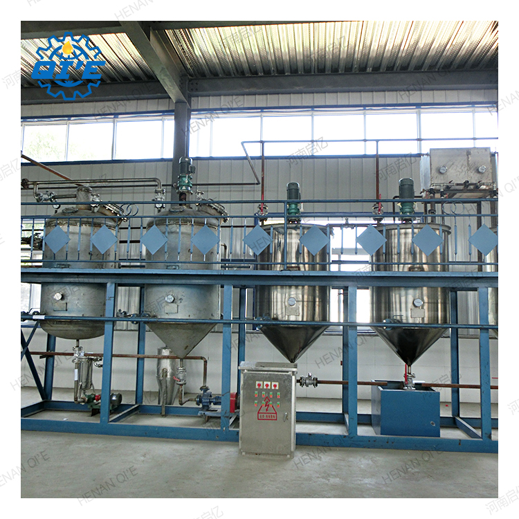 high output oil press oil making machine