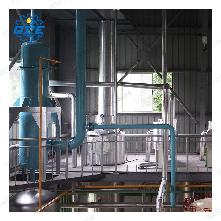 crude corn/maize germ oil refinery equipment< crude oil refinery