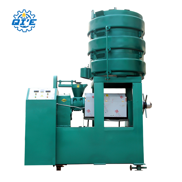 yzyx120wz with filter combined peanut oil press