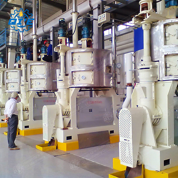 peanut oil production line, automatic production line