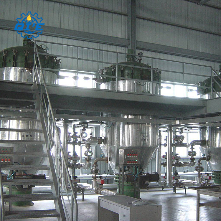 corn germ/maize oil pretreatment & pre-pressing machine