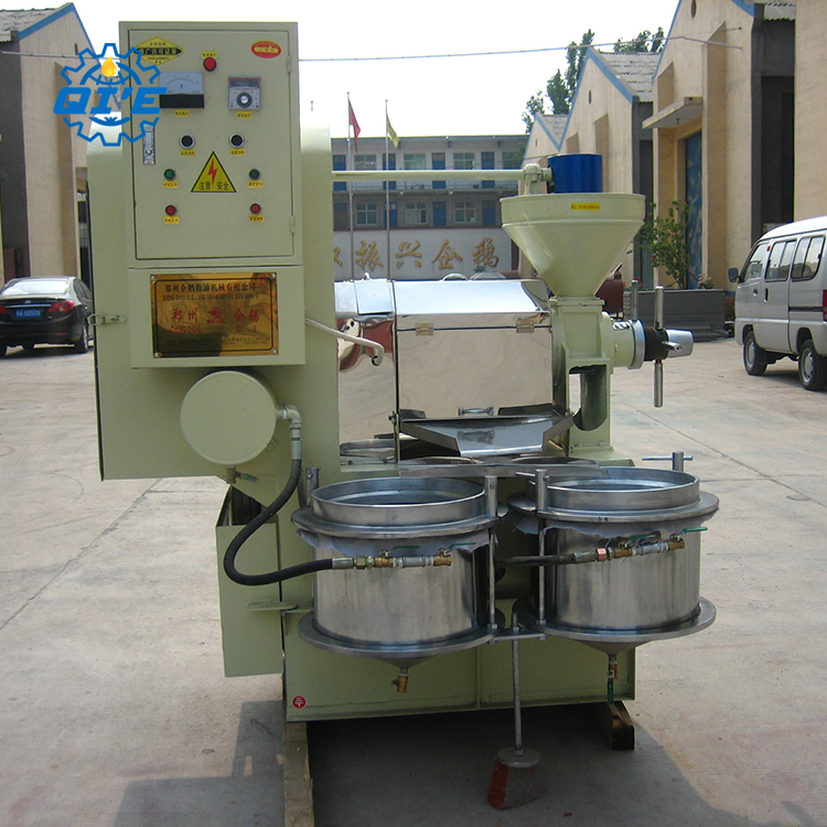 2018 most popular automatic hydraulic olive oil press