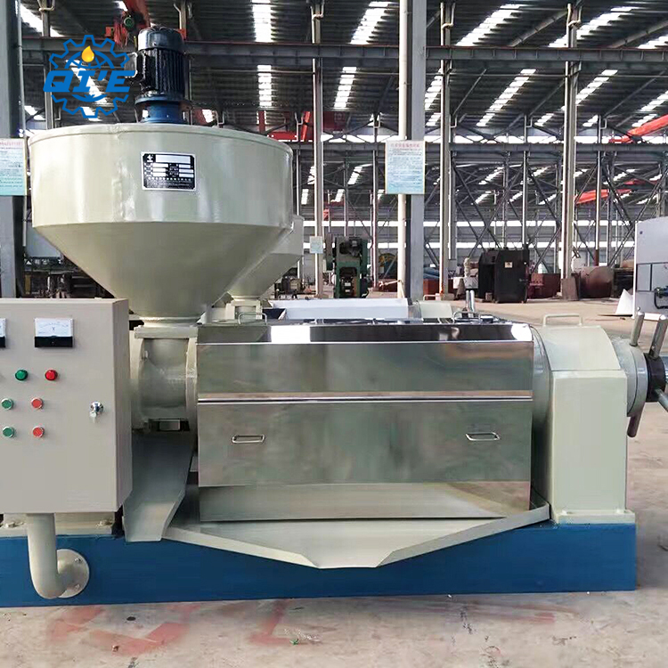 screw oil press machine for rapeseed