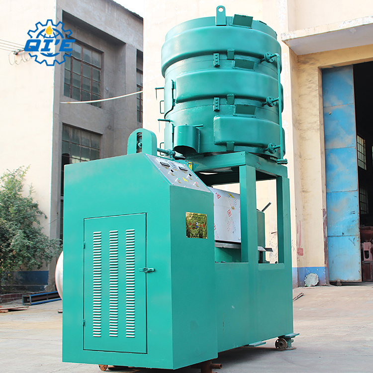 sunflower seeds oil press extraction-automatic small oil