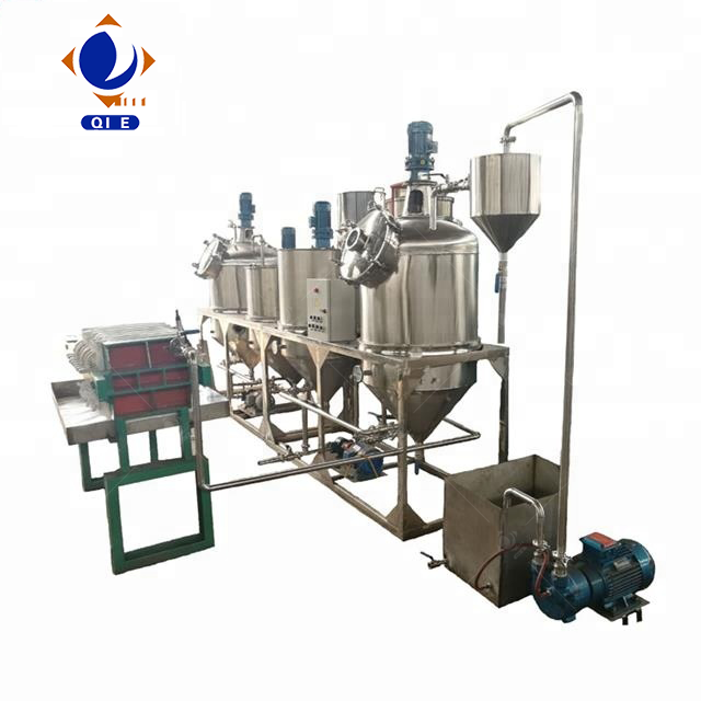 sesame oil pressing - biodiesel machine - oil press