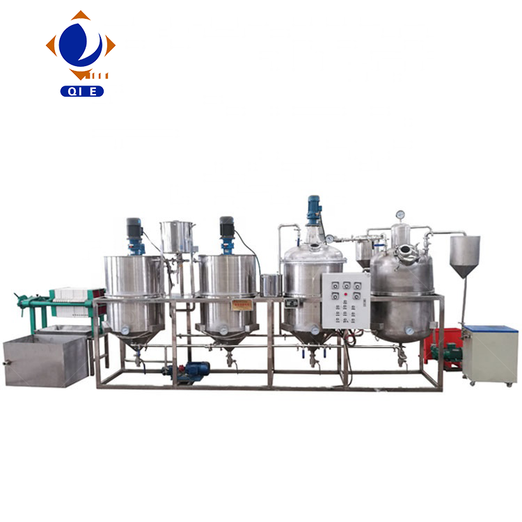 fully stainless steel walnut oil filtration refining